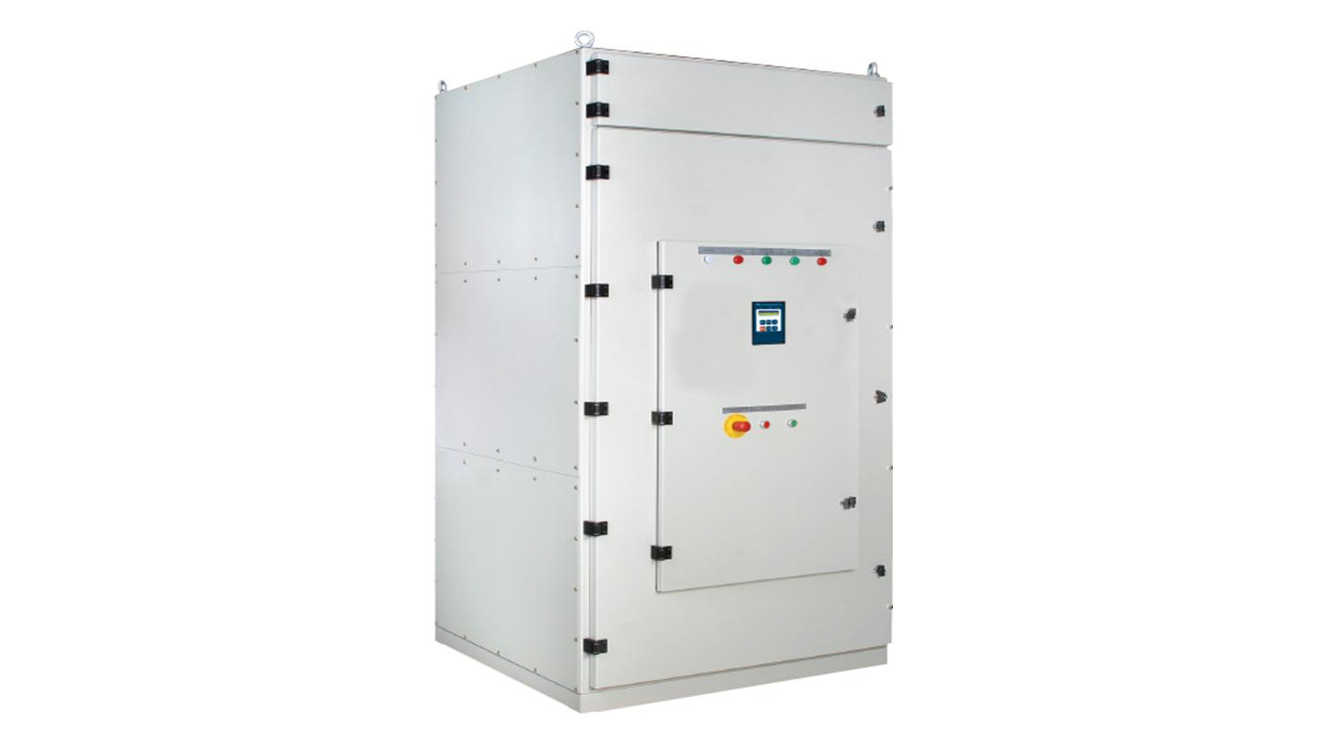Logo HRVS-TX, Medium Voltage Inrush Current Limiter