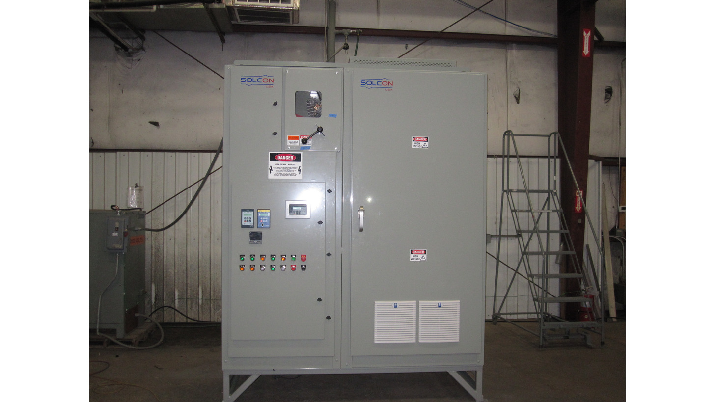 Logo MV-TPS, Medium Voltage Thyristor Power Controller