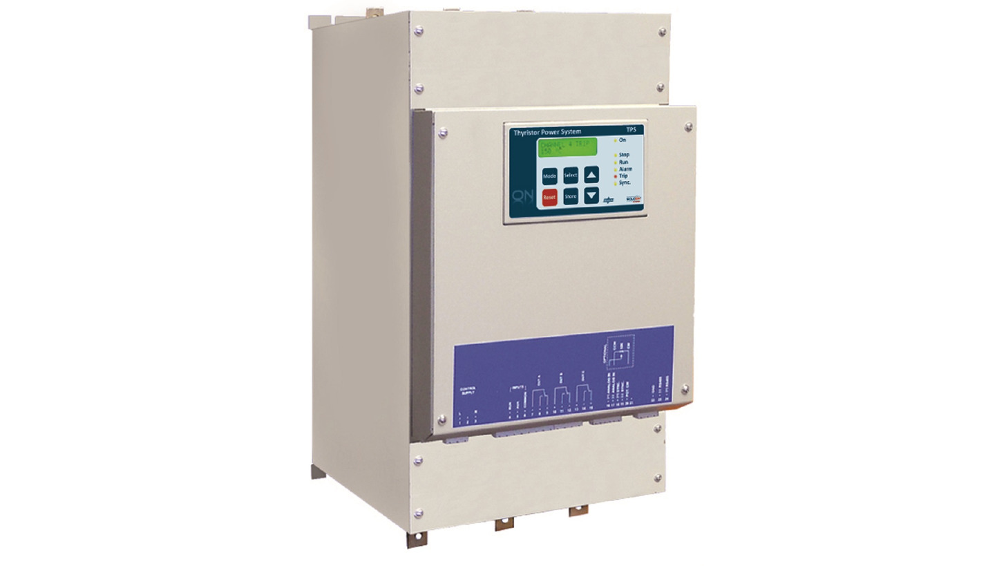 Istart Digital Low Voltage Soft Starter Product Hannover Messe 2018 Using An Scr Allows The Use Of Lowvoltage Electronics To Control Tps Thyristor Power