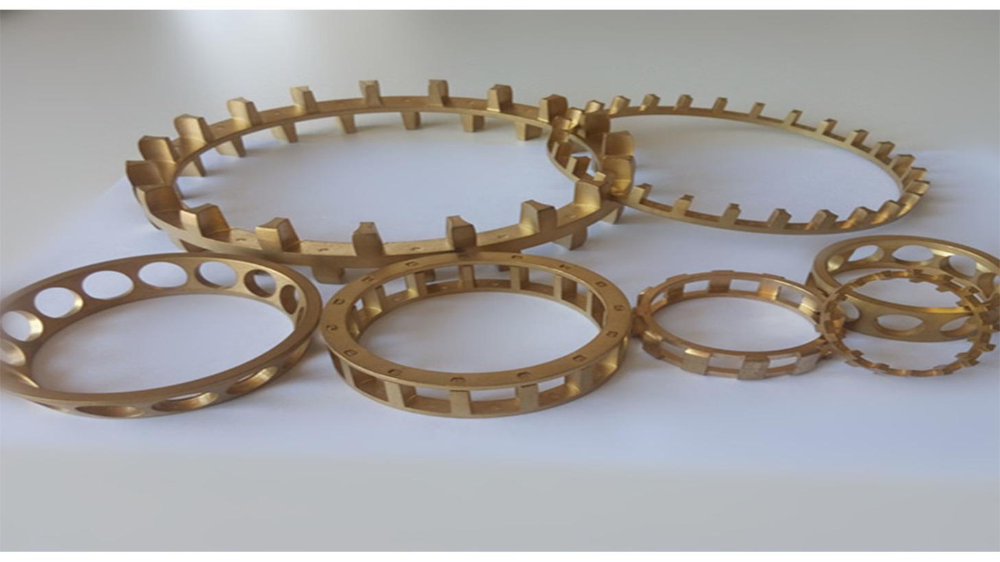 Logo Brass Cage