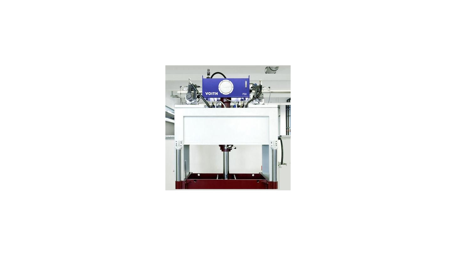 Logo PSH Hydraulic Press Drive