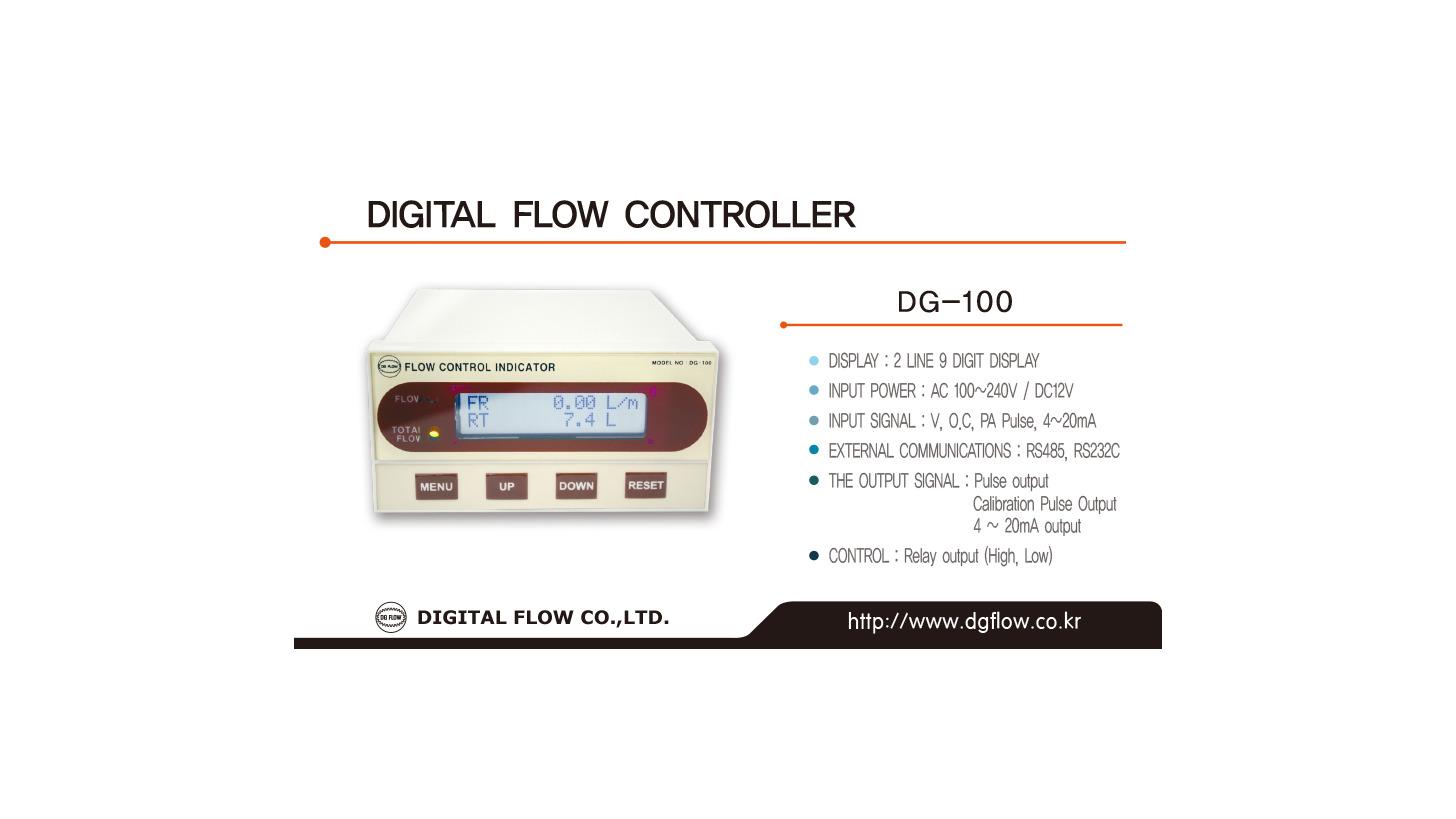 Logo Flow sensor, Flow meter