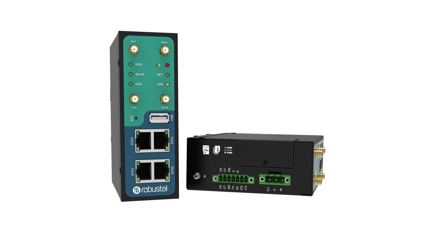 Logo R3000 Quad Router