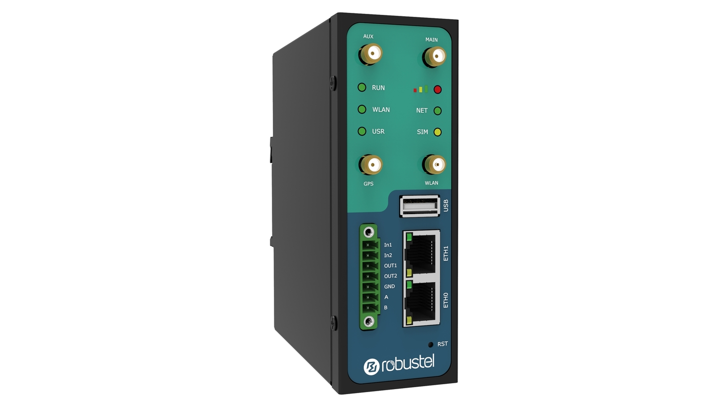 Logo R3000 Router