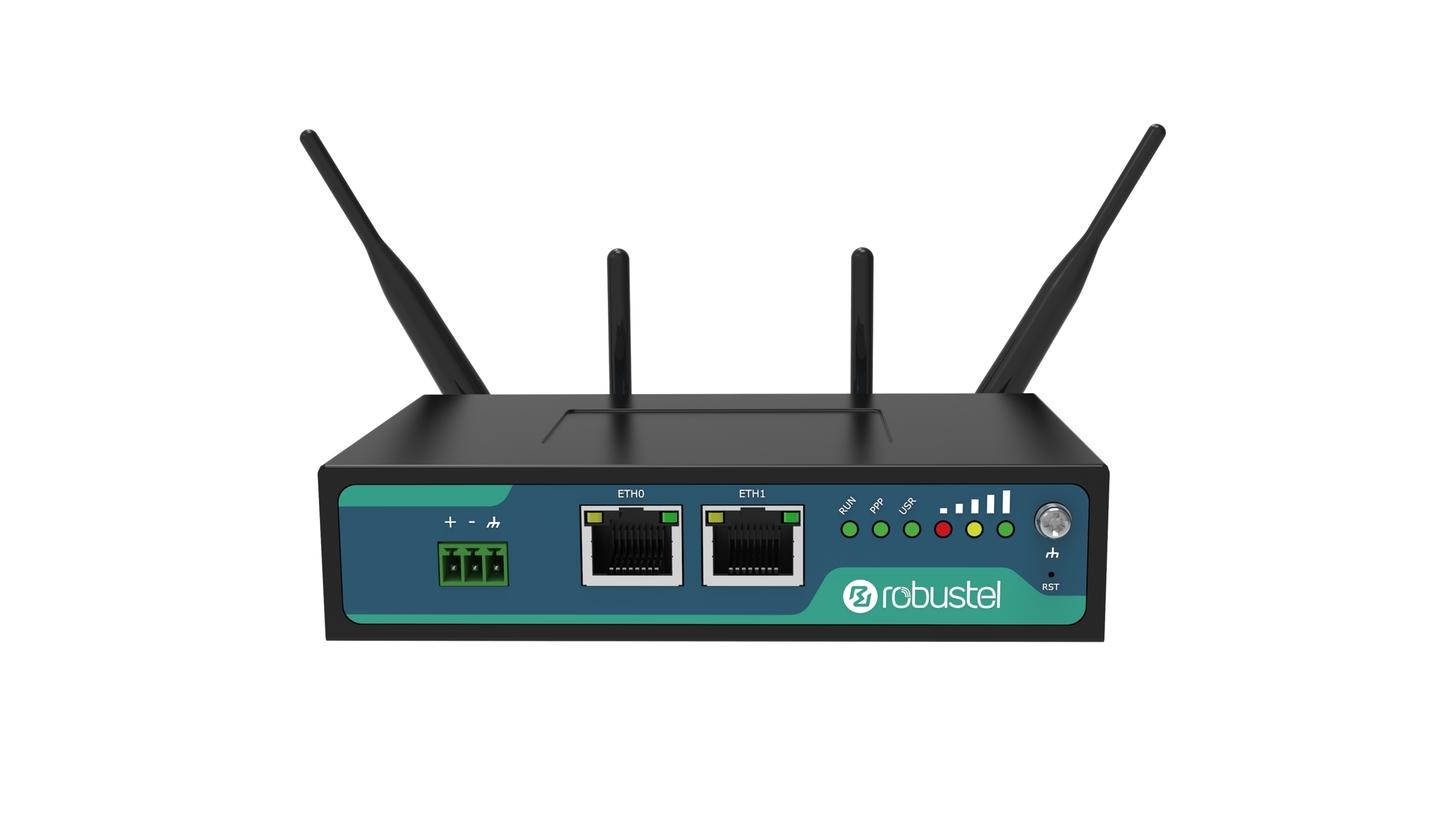 Logo R2000 Router