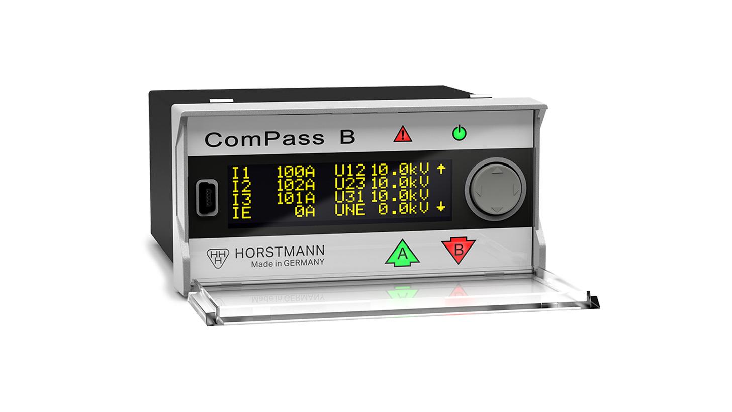 Logo ComPass B