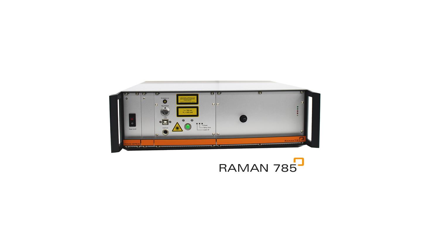 Logo Raman 785