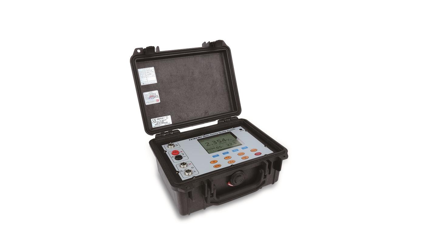Logo TEKON950 Battery Quality Analyzer
