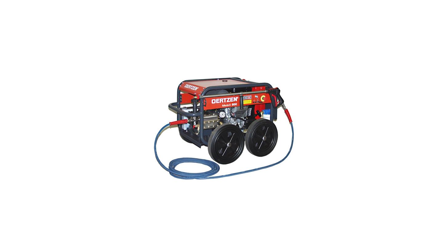 Logo Kaltwasser-Hochdruckreiniger mit Benzinmotor OERTZEN Mobil 500