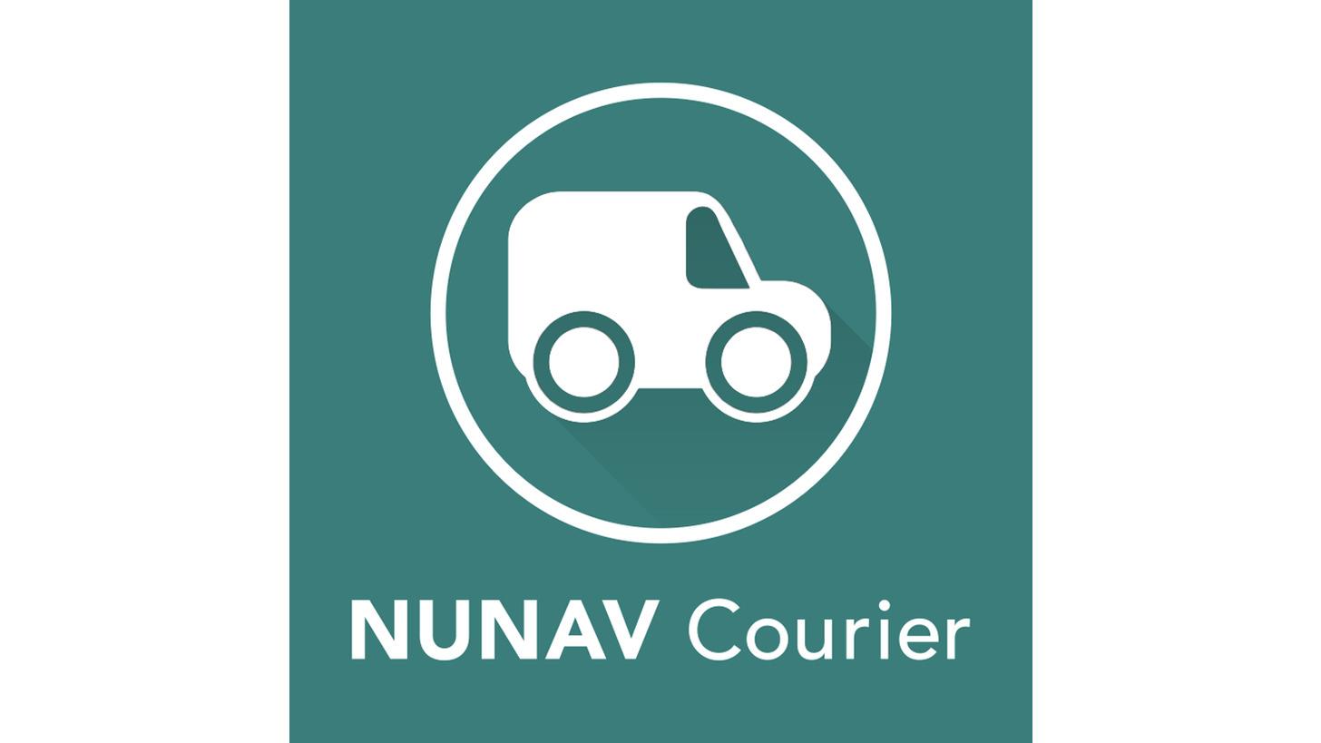 Logo NUNAV Courier