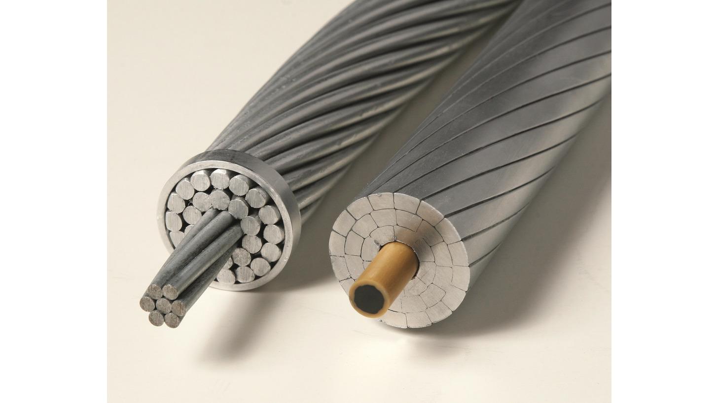 Logo Aluminium Conductors  & Wire Rods