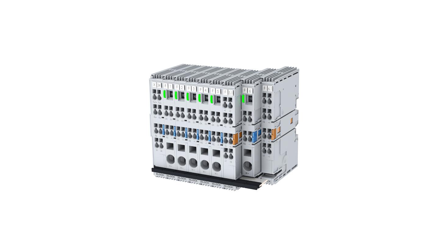 Logo EasyB - circuit breaker system
