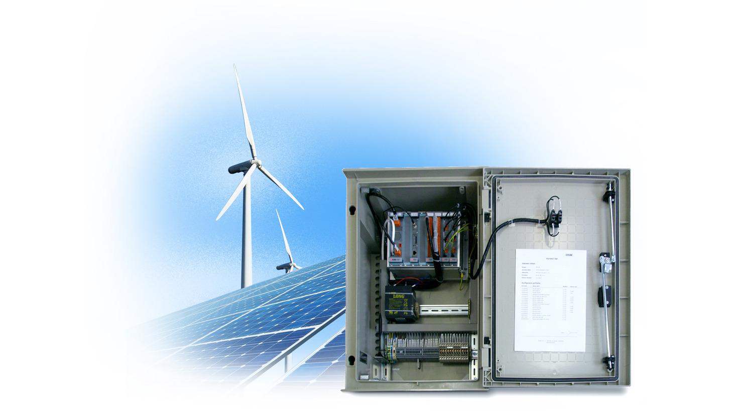 Logo ELVAC RTU systems