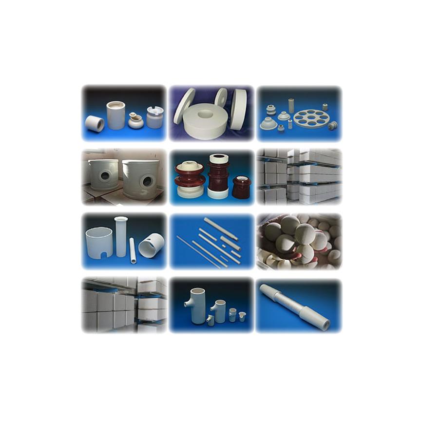 Logo Isolierteile, Tiegel, Sonderkeramikern und keramische Wabenkörper