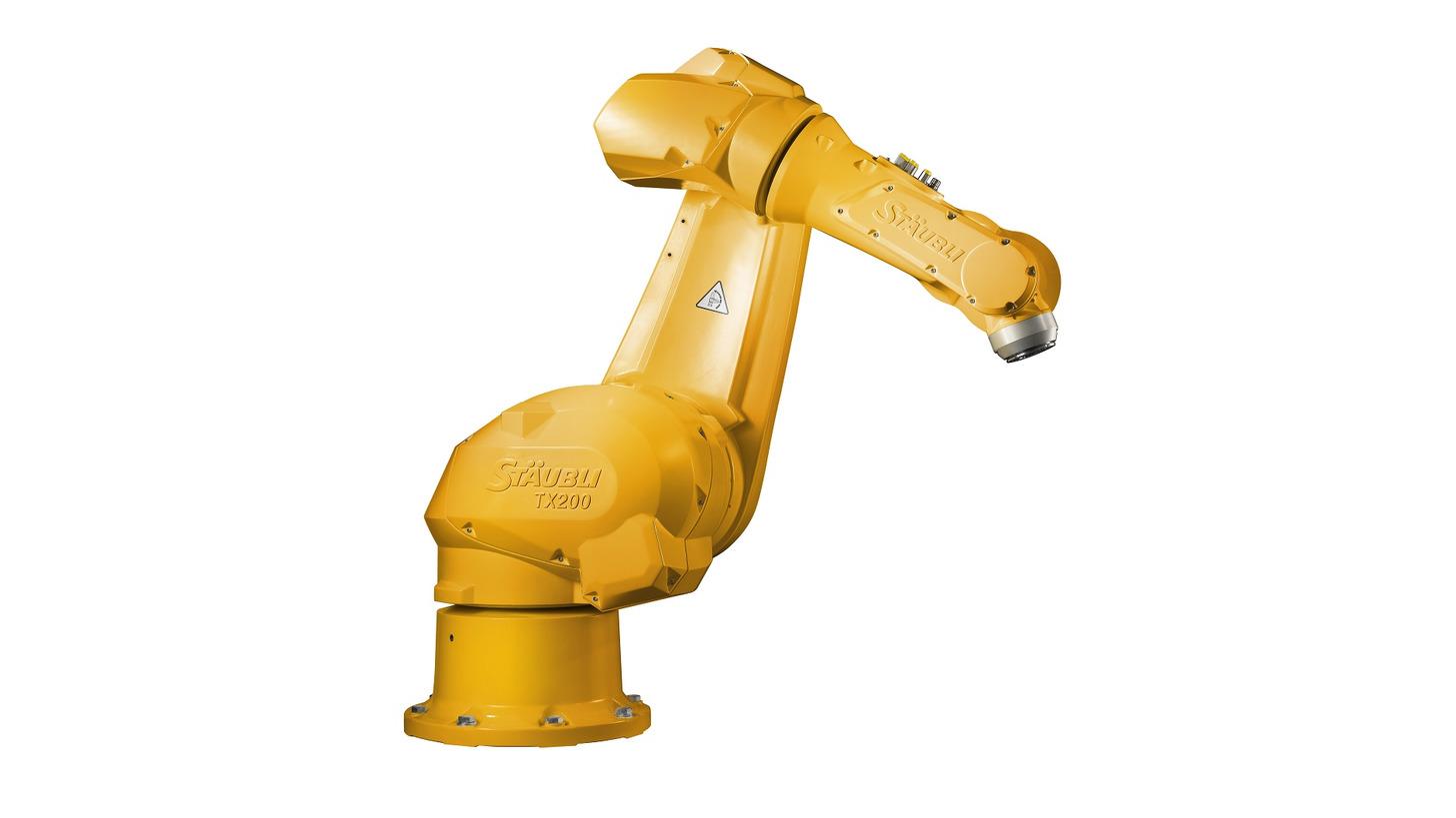Logo TX200 6-axis industrial robot