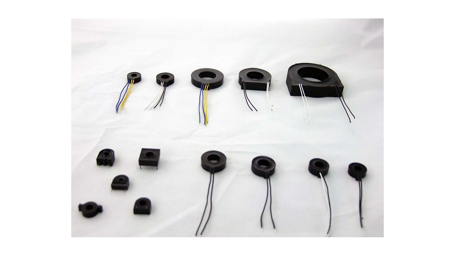 Logo Zero-Phase Current Transformers