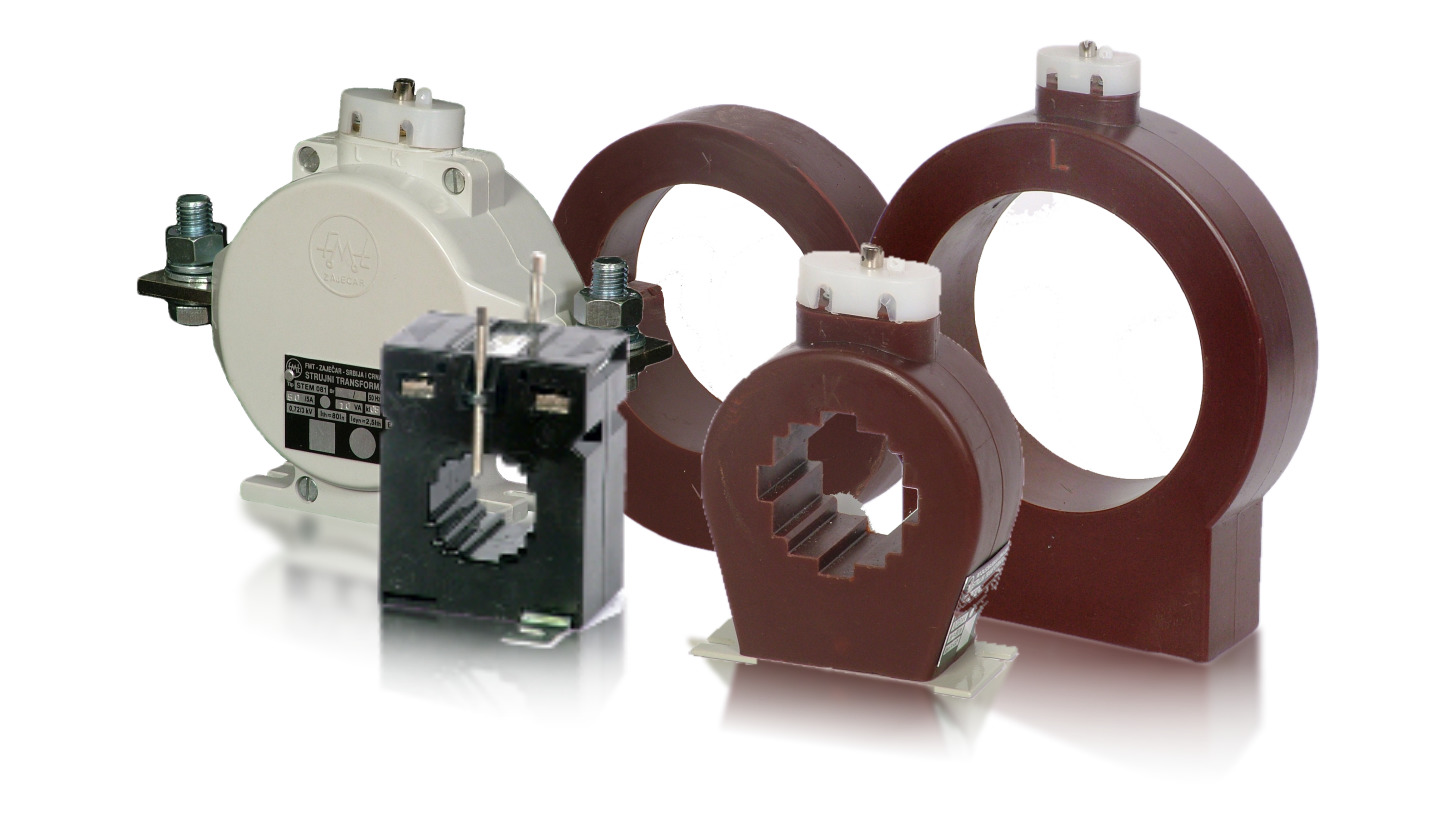 Logo Current Transformers (low voltage)