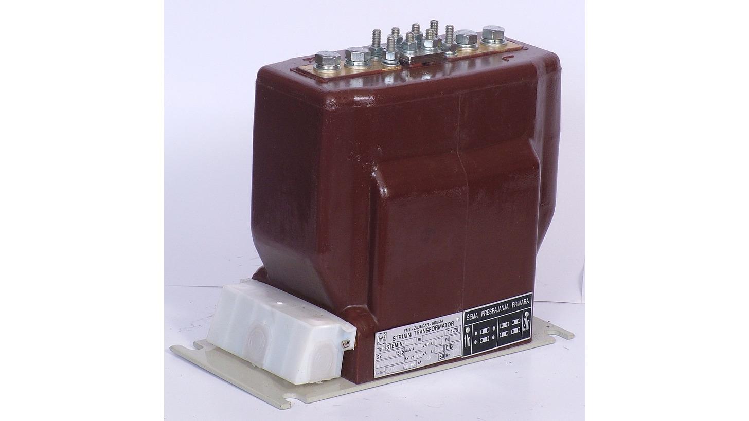 Logo Current transformers (medium voltage)