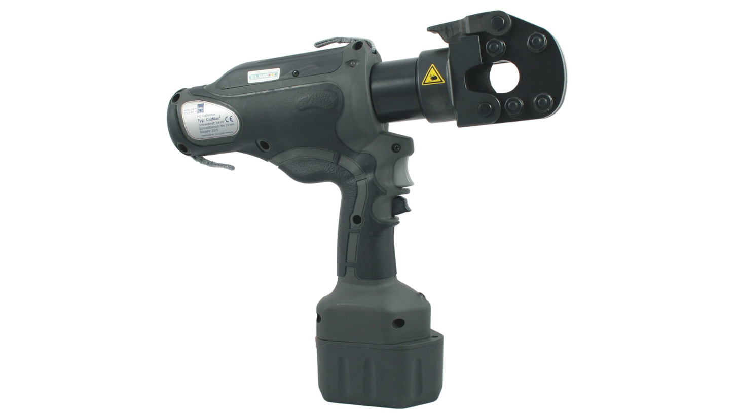 Logo Battery-operated cutting tool CutMax 2