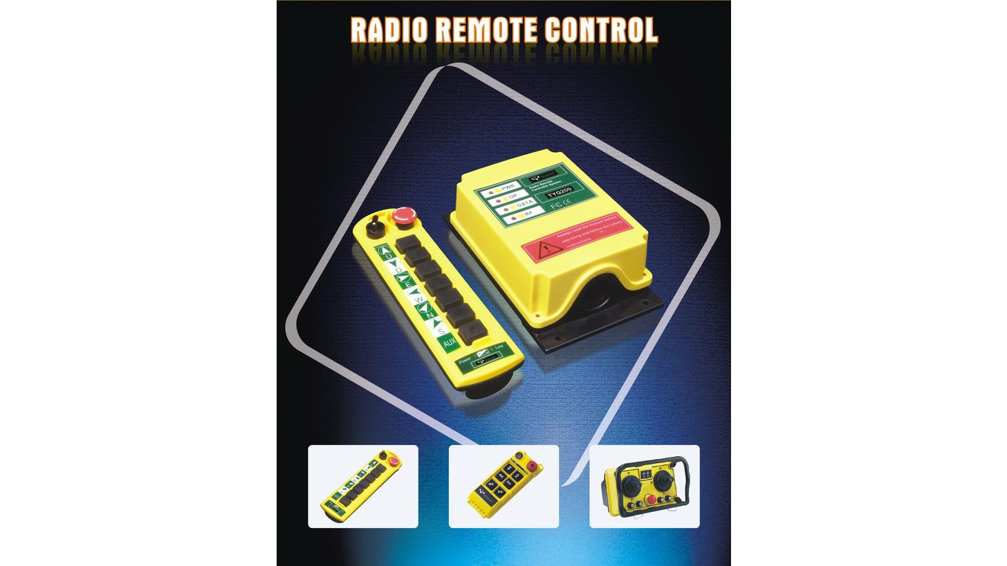 Logo Radio Remote Control
