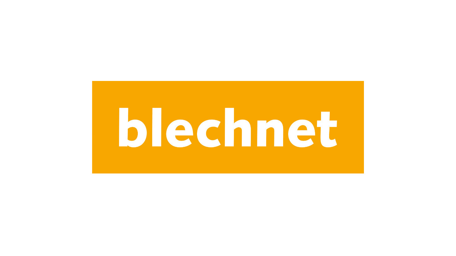 Logo blechnet