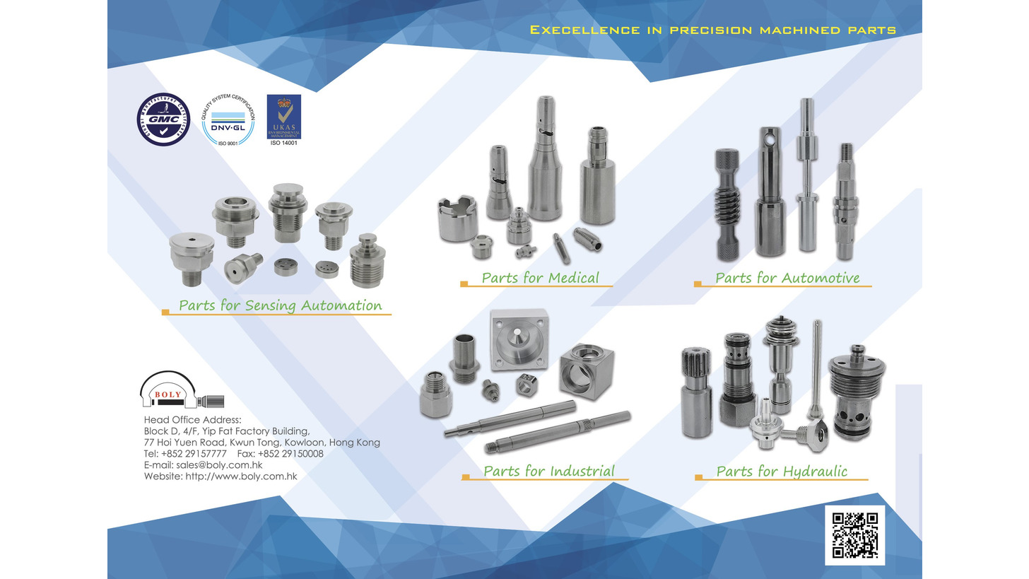 Logo Precision Machined Parts