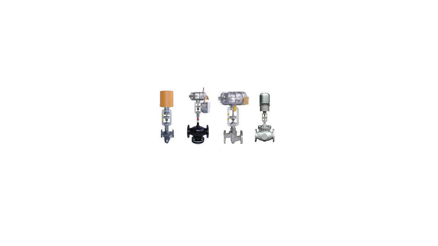 Logo Control valves