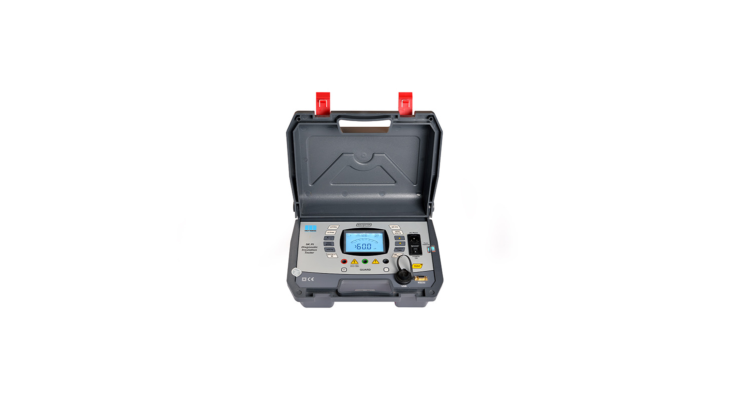 Logo Diagnostic Insulation Tester 5KV