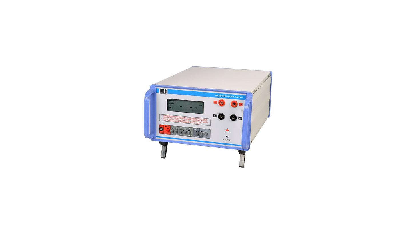 Diagnostic Insulation Tester 5kv Produkt Hannover Messe 2018 Constant Lr2065