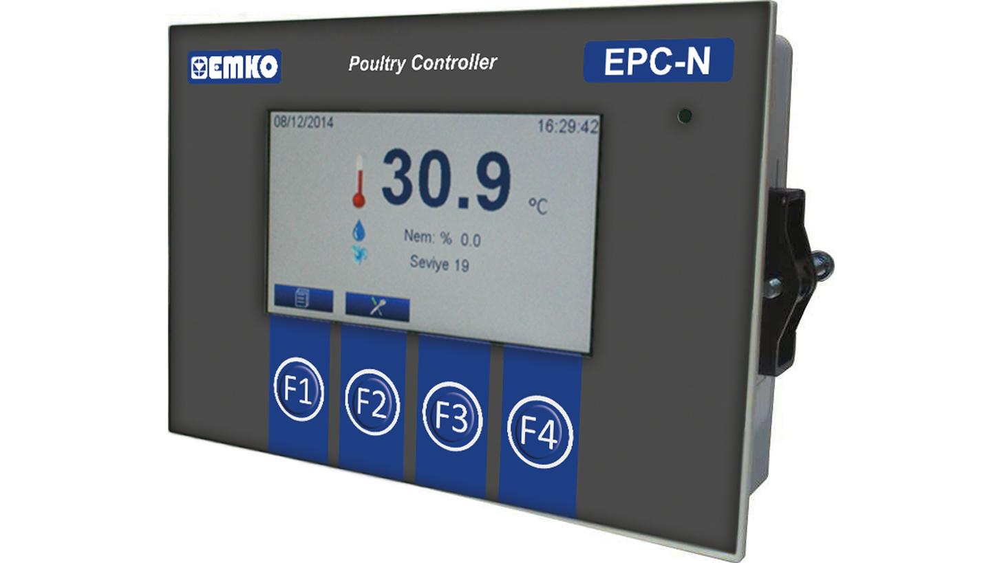 Logo EPC-N, Poultry Automation Control