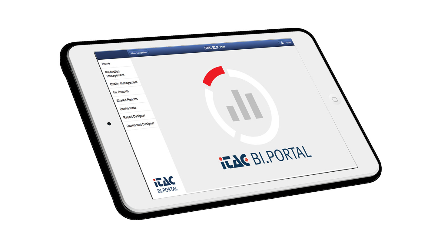 Logo iTAC.BI-Service / iTAC.BI.Portal