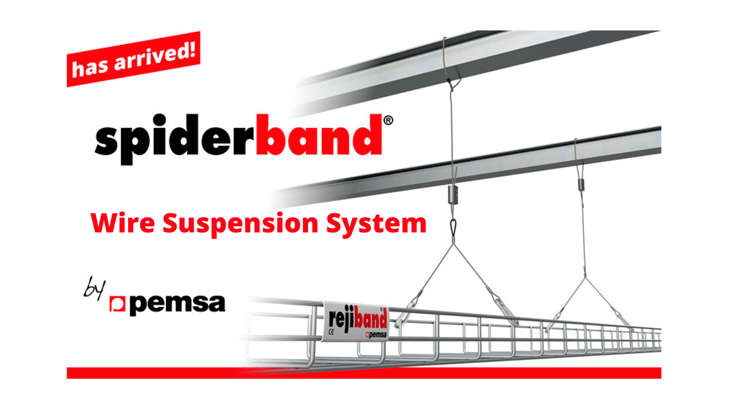 Logo spiderband