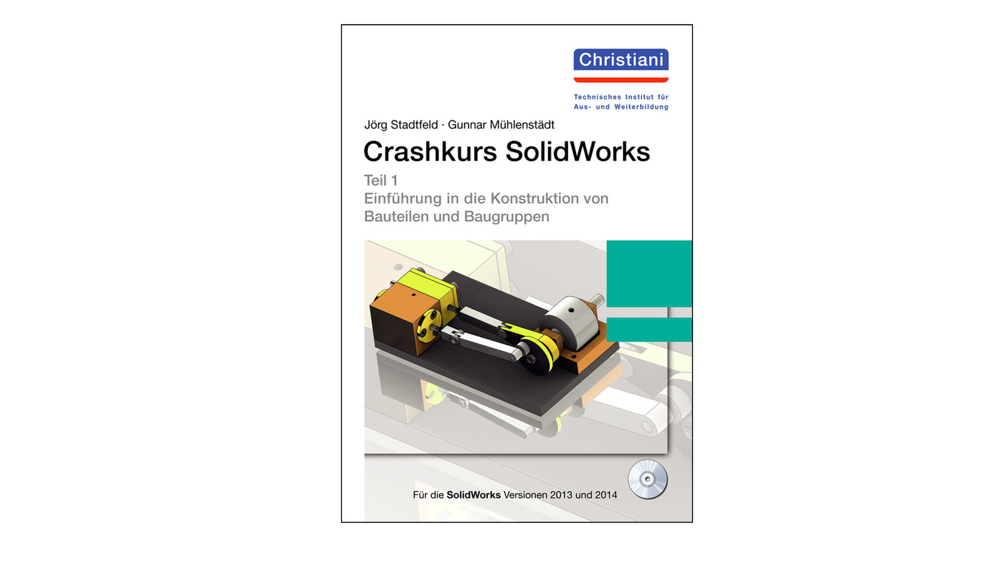 Logo Crashkurs SolidWorks Teil 1