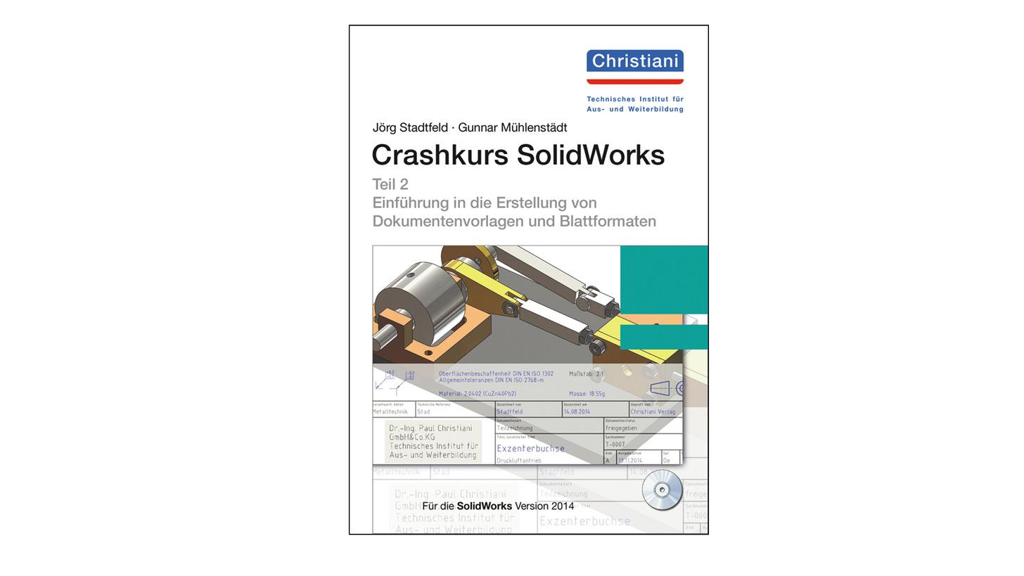Logo Crashkurs SolidWorks Teil 2