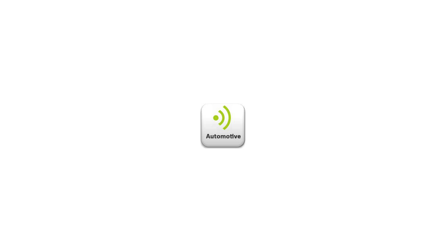 Logo Voice Control for Automotive