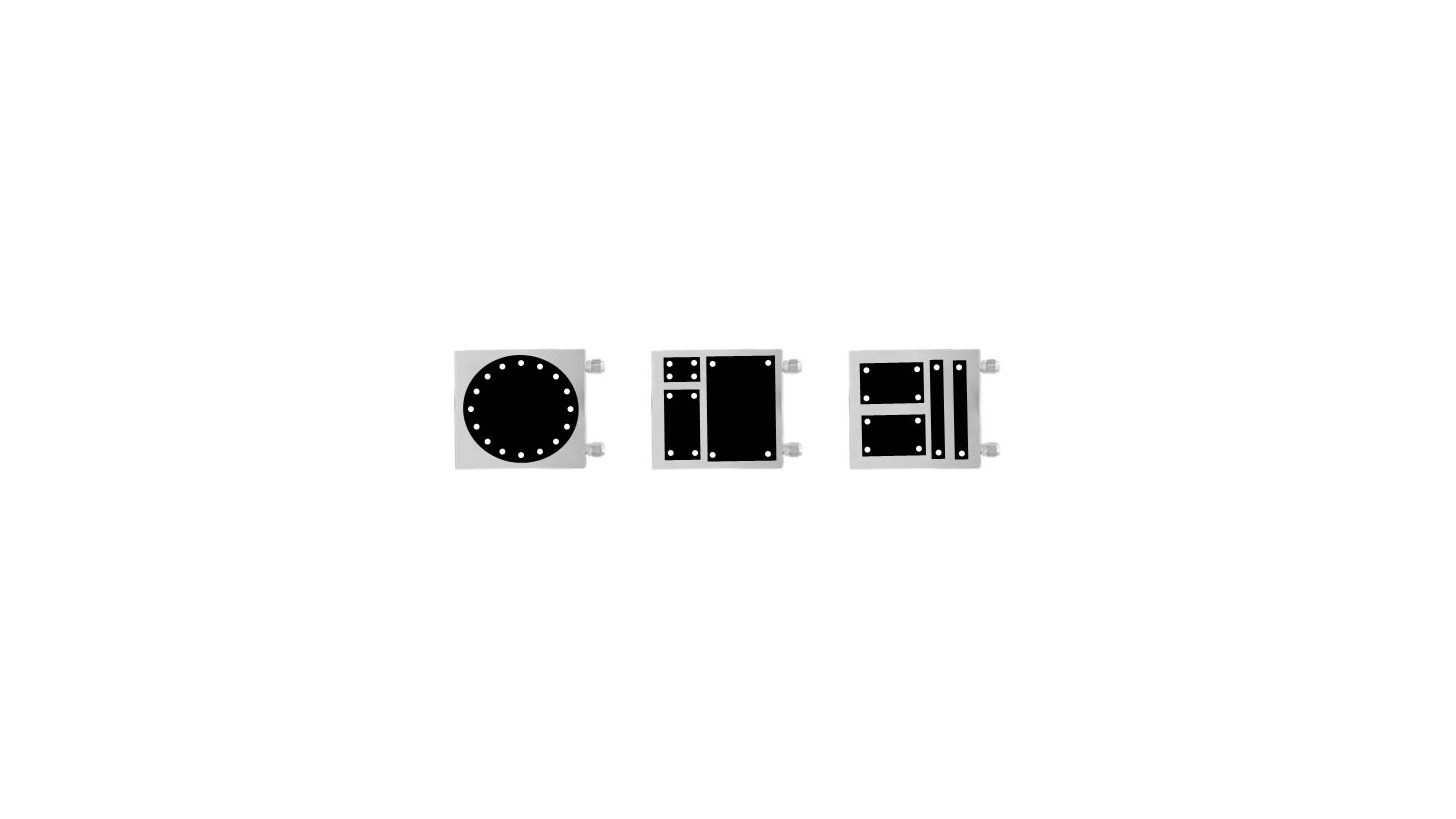 Logo Mounting example