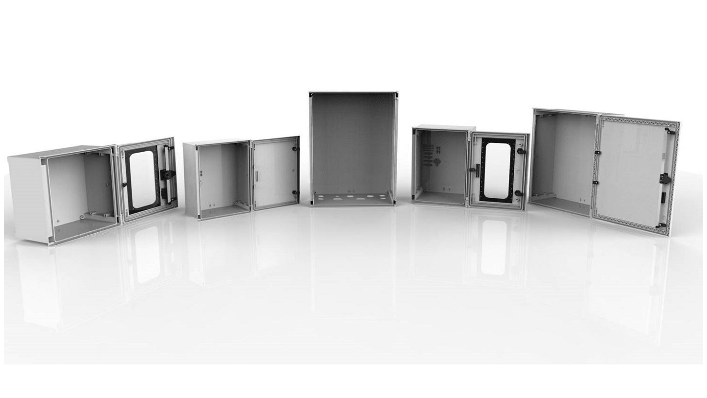 Logo Safybox BRES cabinet IP66 NEMA 4X