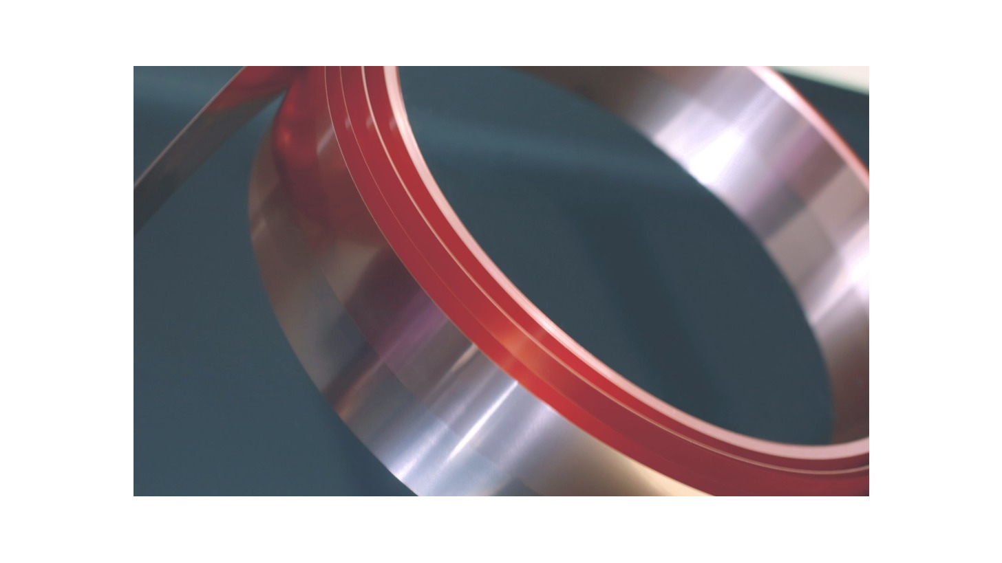 Logo High Precision Cu-Fe Alloy Strip