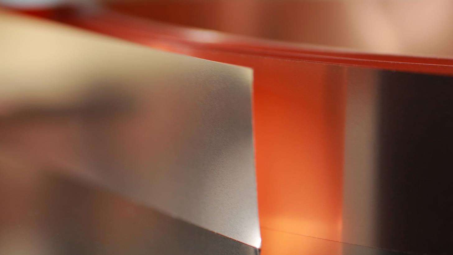 Logo Chromium Zirconium Copper Alloy Strip
