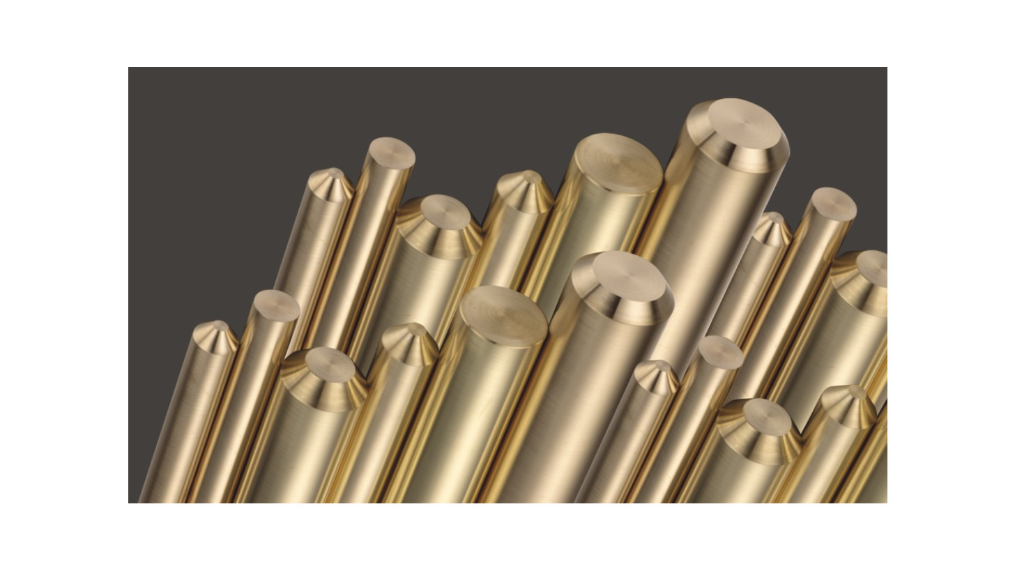 Logo Free Machining Brass