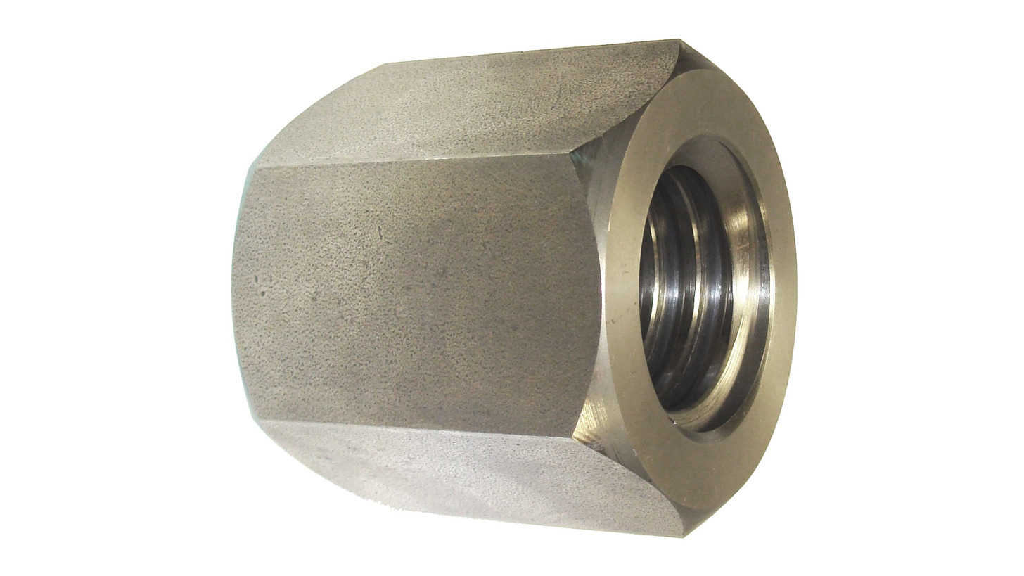 Logo Trapezoidal Nuts / Lead Nuts