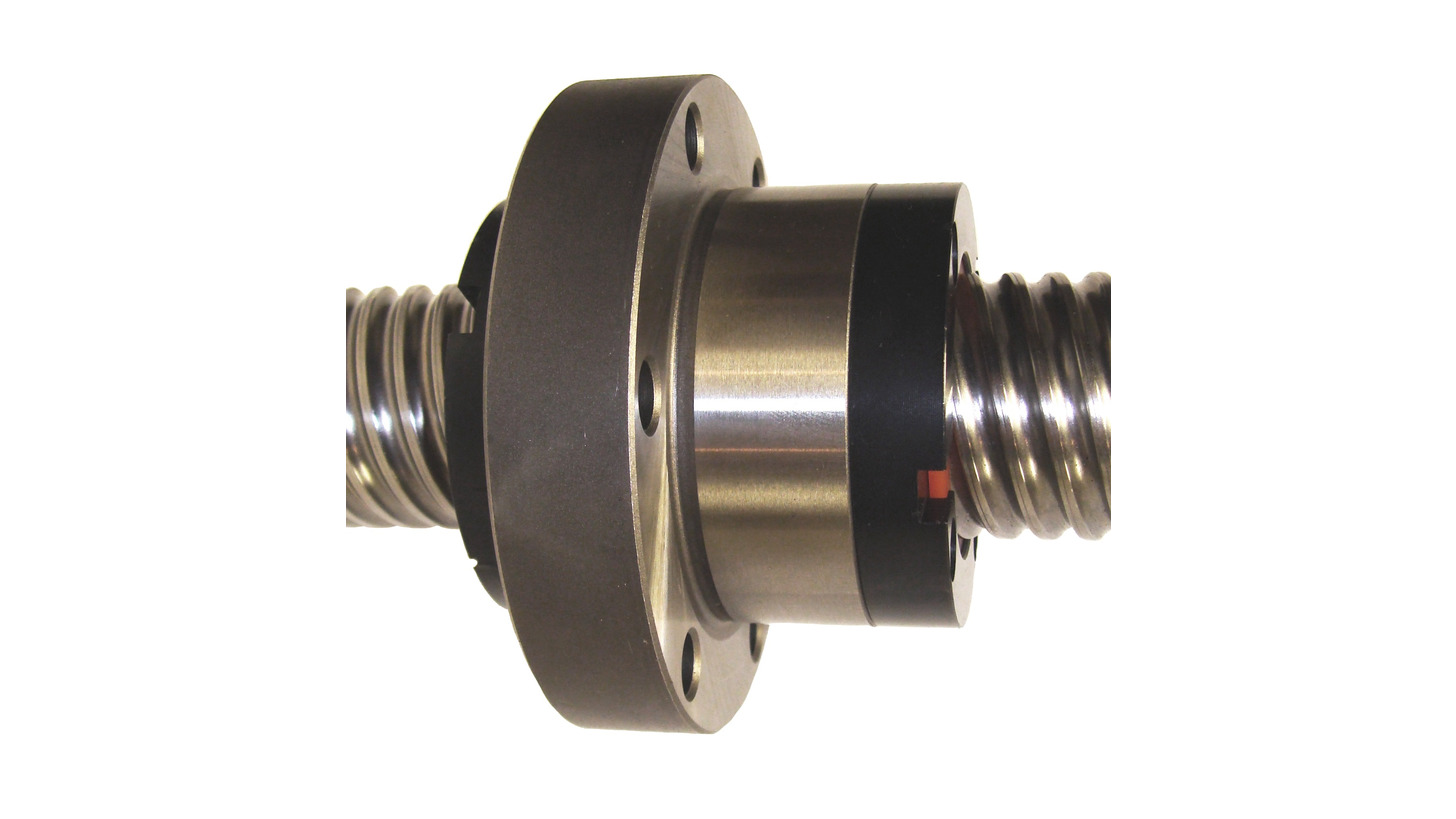 Logo Ball Nuts / Ball Screw drives