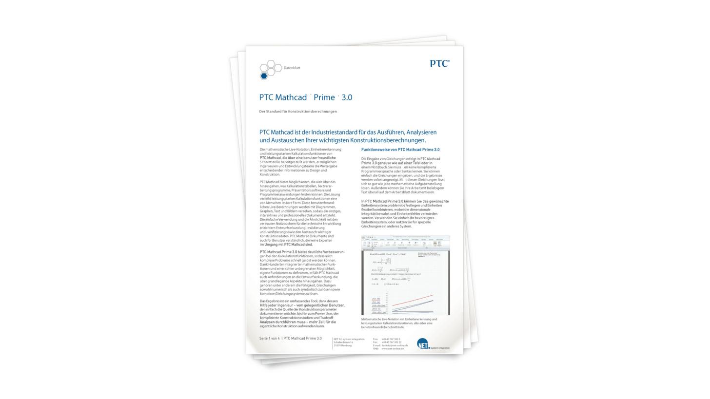 Logo PTC Mathcad Prime 4.0