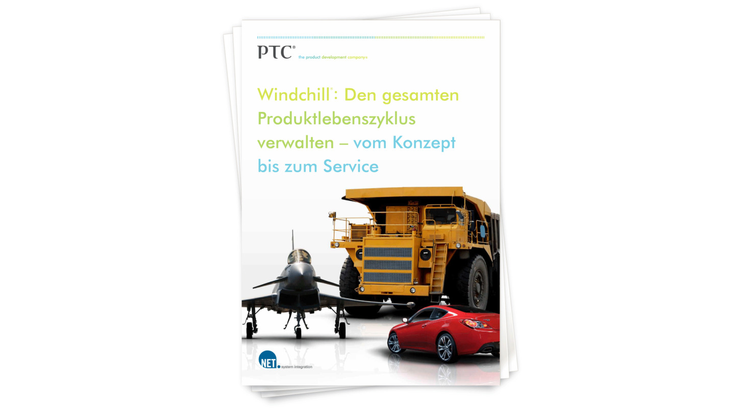 Logo PTC Windchill Technologien