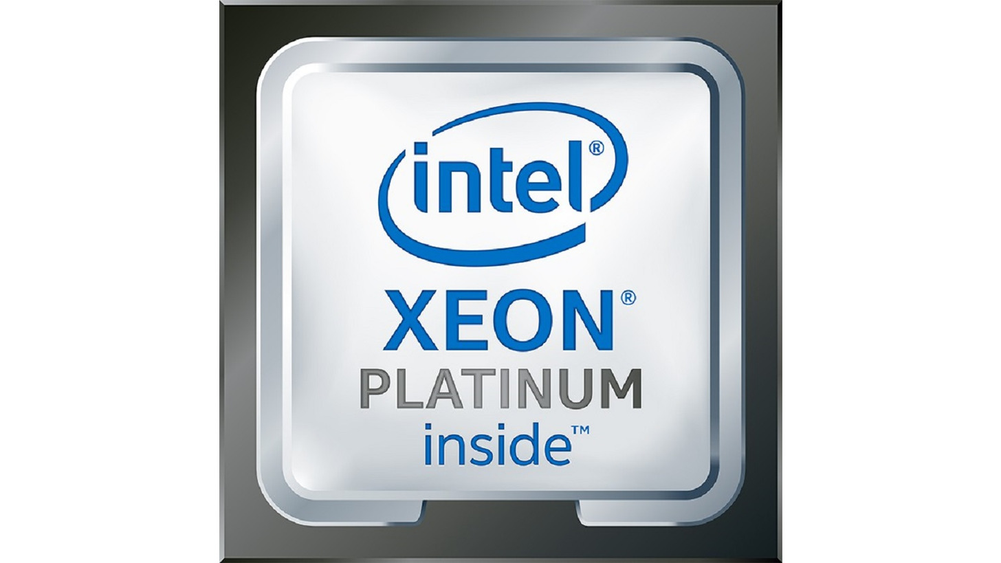 Logo Intel® Xeon® Scalable processors