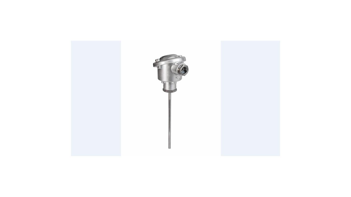 Logo Pt100 temperature sensors