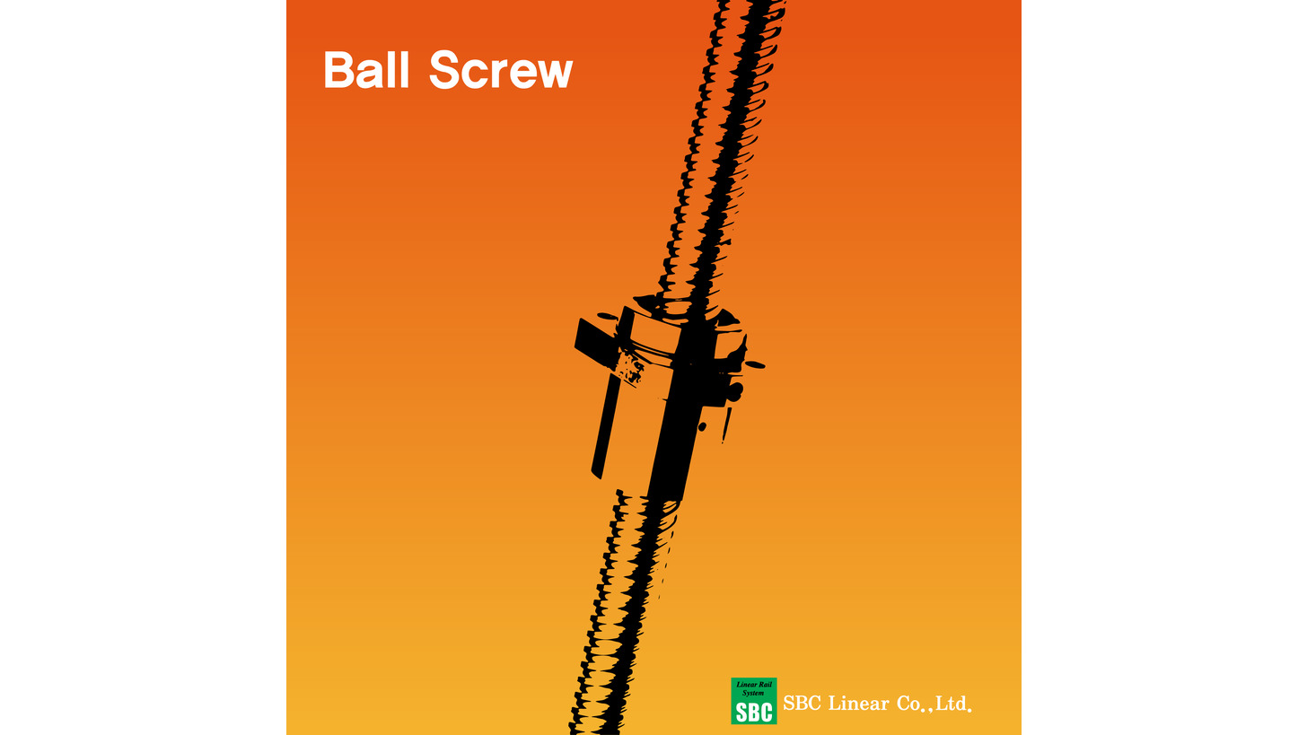 Logo Ball screw