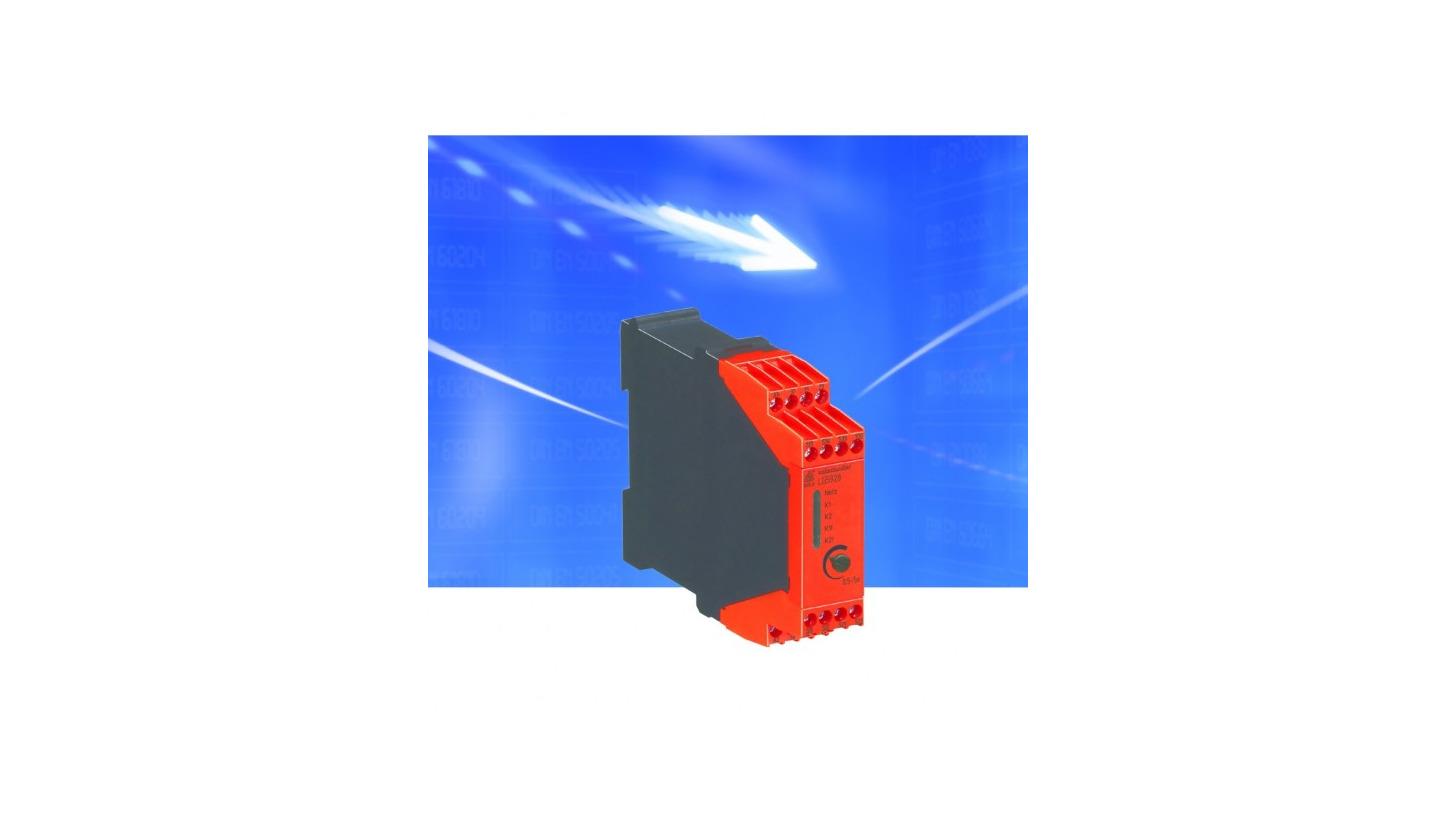 Logo saving e-stop module LG 5928