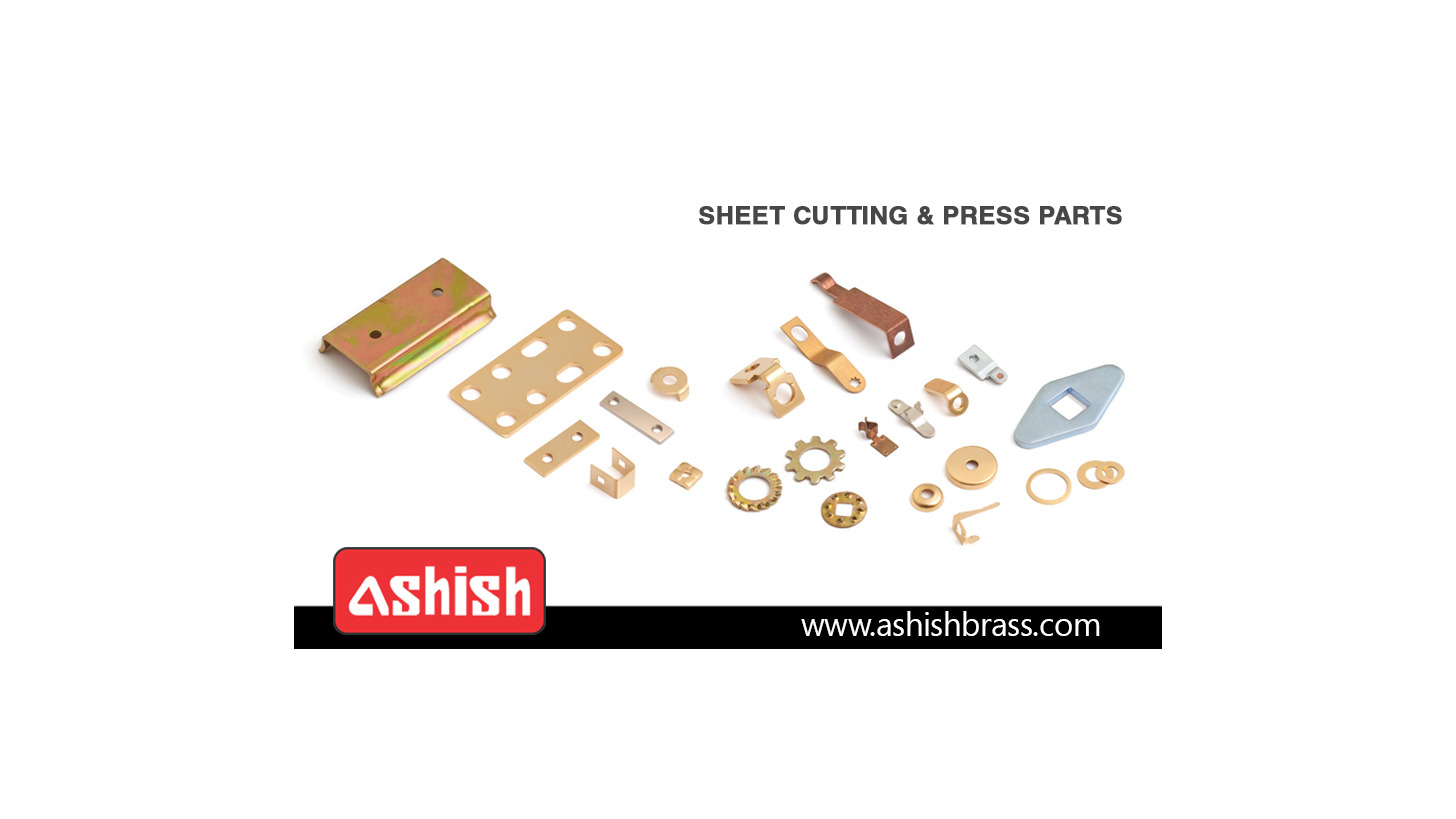 Logo Sheet Metal Parts