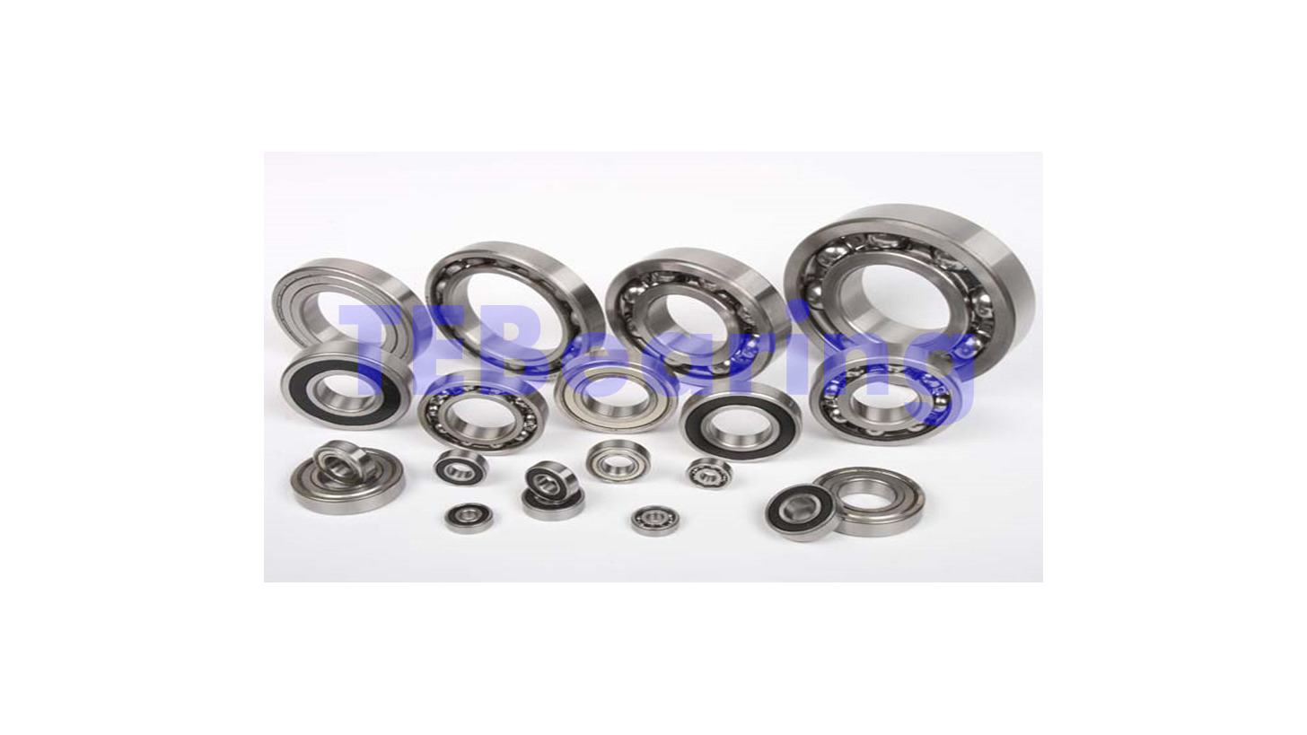 Logo Deep Groove Ball Bearings